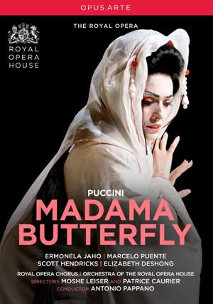 Puccini: Madama Butterfly Product Image