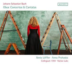 JS Bach: Oboe Concertos & Cantatas Product Image