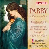 Parry: Symphony No. 4