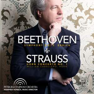 Beethoven: Symphony No. 3 Product Image