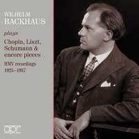 Chopin, Liszt & Schumann & Encore Pieces