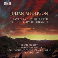 Anderson: Heaven Is Shy Of Earth