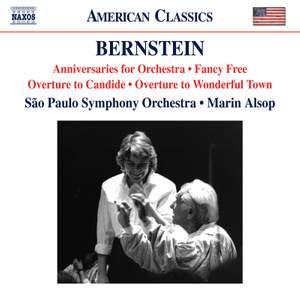 Bernstein: Anniversaries for Orchestra