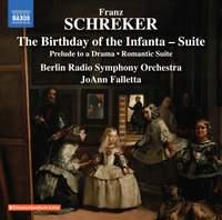 Schreker: Infanta-Suite