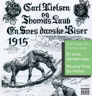 En snes danske viser, Vol. 1