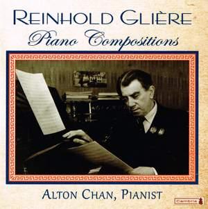 Glière: Piano Compositions