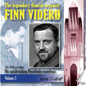 Finn Viderø: The Legendary Danish Organist, Vol. 3