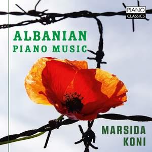 Albanian Piano Music