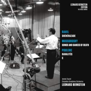 Bernstein Conducts Ravel, Mussorgsky and Poulenc
