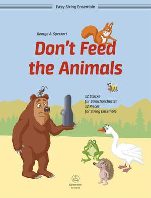 Speckert, George A: Don't Feed the Animals