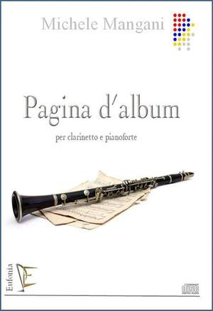Michele Mangani: Pagina D'Album Product Image