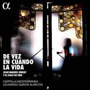 De Vez En Cuando La Vida: Music by Joan Manuel Serrat