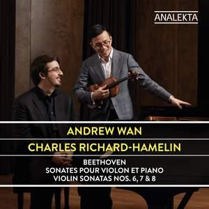 Beethoven: Violin Sonatas Nos. 6, 7 & 8 Product Image