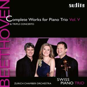 Beethoven: Complete Works for Piano Trio Vol. V Product Image