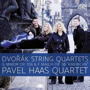 Dvorak: String Quartets - Op. 106 & Op. 96 'American' - Vinyl Edition