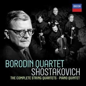 Shostakovich: Complete String Quartets & Piano Quintet