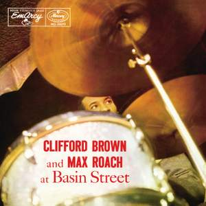 Clifford Brown And Max Roach At Basin Street Product Image