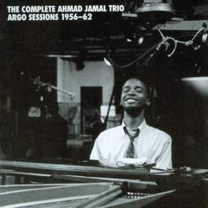 The Complete Ahmad Jamal Trio Argo Sessions 1956-62 Product Image