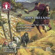 Ireland: Julius Caesar, The Overlanders & A Downland Suite