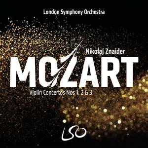 Mozart: Violin Concertos Nos. 1-3
