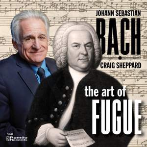 Bach: The Art of the Fugue Product Image