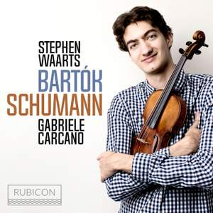 Bartók & Schumann: Works for Violin and Piano Product Image