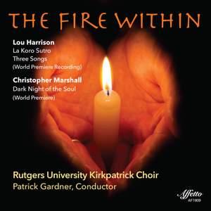 Harrison & Marshall: Choral Works (Live)