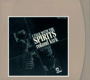 I Talk With The Spirits Product Image