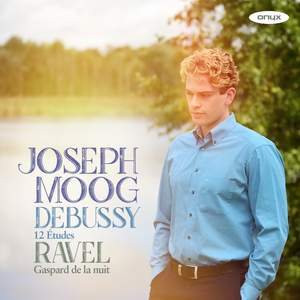Joseph Moog plays Debussy & Ravel