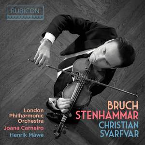 Bruch & Stenhammar: Violin Concerto & Sonata Product Image