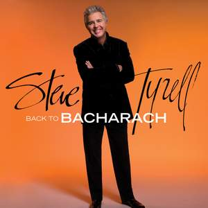 Steve Tyrell: Back To Bacharach Product Image