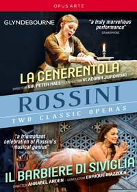 Rossini: La Cenerentola & Il barbiere di Siviglia