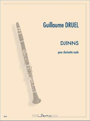 Guillaume Druel: Djinns