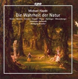 Haydn, M: Die Wahrheit der Natur, MH118 Product Image