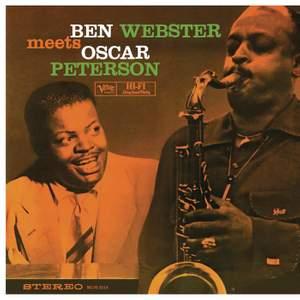 Ben Webster Meets Oscar Peterson Product Image