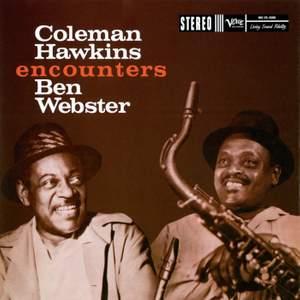 Coleman Hawkins Encounters Ben Webster