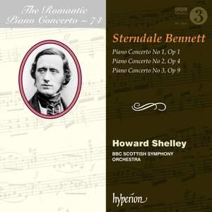 The Romantic Piano Concerto 74 - Sir William Sterndale Bennett
