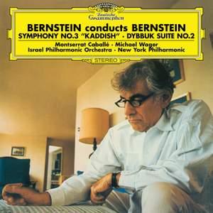 Bernstein: Symphony No. 3 'Kaddish' & Dybbuk Suite No. 2 Product Image