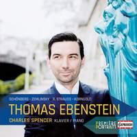 Songs by Strauss, Schoenberg, Zemlinsky and Korngold