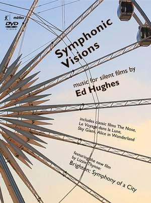 Ed Hughes: Symphonic Visions Product Image