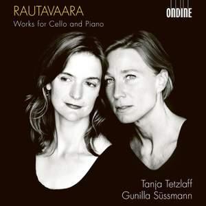 Einojuhani Rautavaara: Works for Cello and Piano