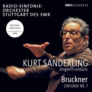 Kurt Sanderling conducts Bruckner Symphony No. 7 Product Image