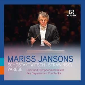 Varèse: Amériques - Stravinsky: Symphony of Psalms - Shostakovich: Symphony No. 6 (Live)