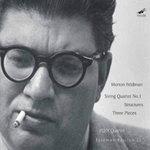 Feldman: String Quartet No.1 & Early Quartets