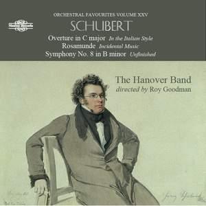 Schubert: Orchestral Favourites, Vol. 15