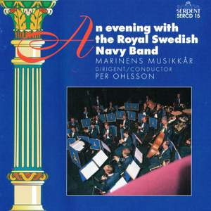 An Evening with the Royal Swedish Navy Band Product Image