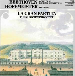 Beethoven: Octet - Hoffmeister: Serenade