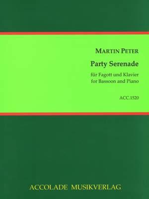 Martin Peter: Party Sereande