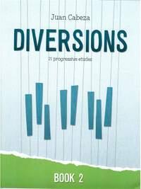 Piano Safari: Diversions Book 2