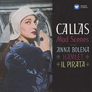 Maria Callas: Mad Scenes - Vinyl Edition